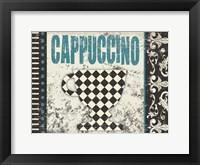 Framed Cappuccino Fantastico