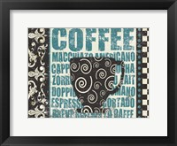 Framed Caffeinated Expressions 2