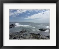 Framed Morning Tide 5