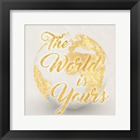 Framed World Is Yours