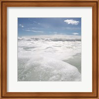 Framed Bubbles In The Sea 1