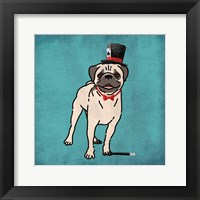 Framed Magical Pug