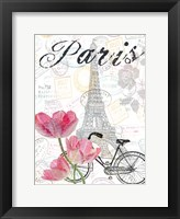 Framed All Things Paris 2
