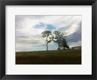 Framed Two Trees