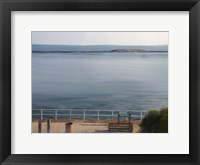Framed Inlet View