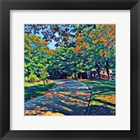 Framed Shadyview Lane