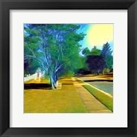 Framed Coldbrook Lane