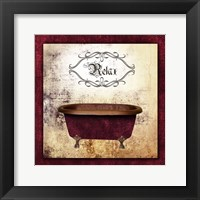 Framed Bath 2 Tub