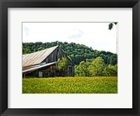 Framed Country Barn 4