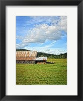 Framed Country Barn 5