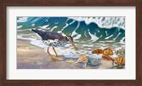 Framed Beach Bums