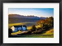 Framed Granogue Barn