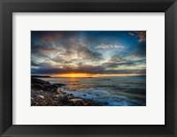 Framed Sunrise on Boulder Beach