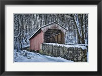 Framed Laurels Bridge #2
