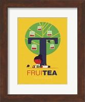 Framed Fruitea