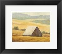 Framed Mill Creek Barn