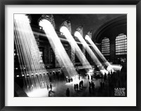 Framed Grand Central Station, New York City, c.1934