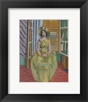 Framed Yellow Dress, 1929-31