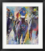Framed Jockeys