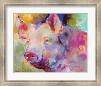 Framed Piggy