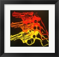 Framed Pop Gun 1