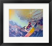 Framed Surfing