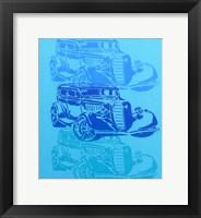 Framed Muscle Car 2