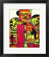 Framed Pulp Fiction