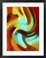 Framed Color Rythm