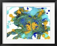 Framed Sea Life Fantasy
