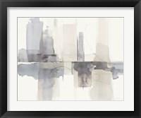 Framed Improvisation II Gray
