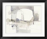 Framed Improvisation I Gray