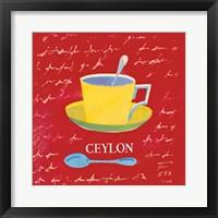 Framed Ceylon Bright