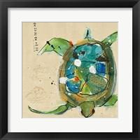 Framed Chentes Turtle Light