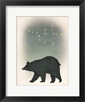 Framed Ursa Major