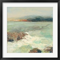 Framed Point Lobos