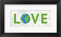 Framed Love Earth 2
