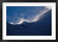 Framed Everest, Tibet