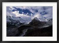 Framed Chomolonzo, Kangshung Valley, Tibet