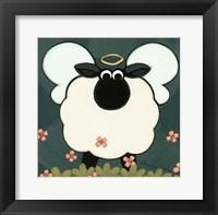 Framed Holy Sheep