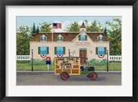 Framed Post Office