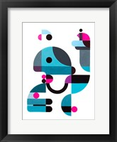 Framed Birdkeeper