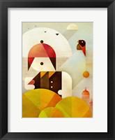Framed Birdman