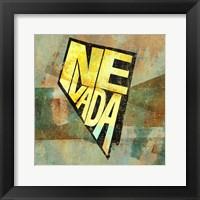 Framed Nevada