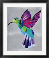 Framed Hummingbird