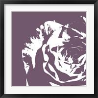 Framed Flower I