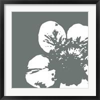 Flower III Framed Print