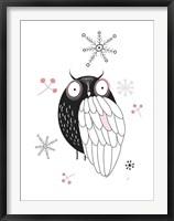 Framed Owl II