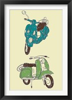 Framed Scooter I