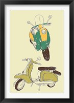 Framed Scooter III